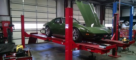 Services peebles automotive auto repair mooresville for Edge motors mooresville nc